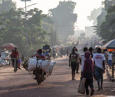 W wyniku wirusa ebola zmarły aż 24 osoby w ciągu ostatniego tygodnia.