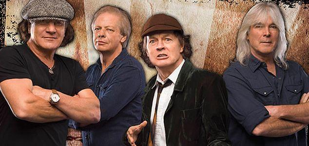 AC/DC na koncercie w Polsce!