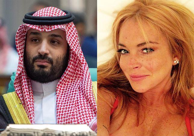 Nawet jeśli w plotkach o Lohan i księciau Muhammedzie jest ziarnko prawdy...