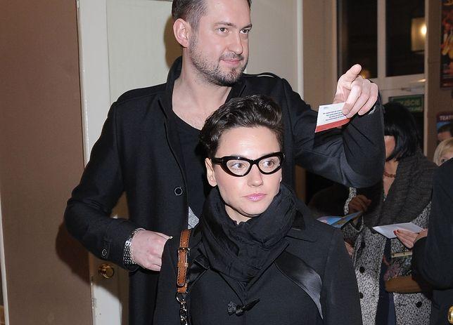 Marcin Prokop i Maria Prażuch. Żona dziennikarza napisała o kwarantannie