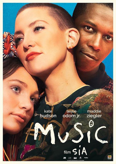 "Sia debiutuje jako reżyserka filmem ""MUSIC"""