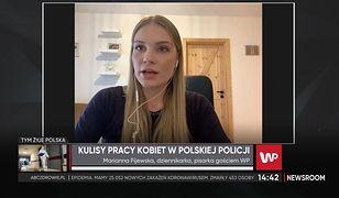 Czy polskie policjantki muszą mierzyć się z docinkami kolegów?