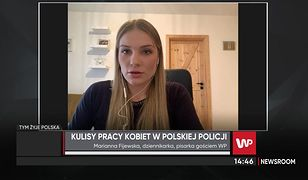 """Marianna Fijewska opowiada o dzielnej dzielnicowej. """"Była w szóstym miesiącu ciąży"""""""