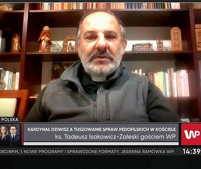 Ks. Isakowicz-Zaleski o tym, jak blokowano informacje o polskim Kościele przed Janem Pawłem II