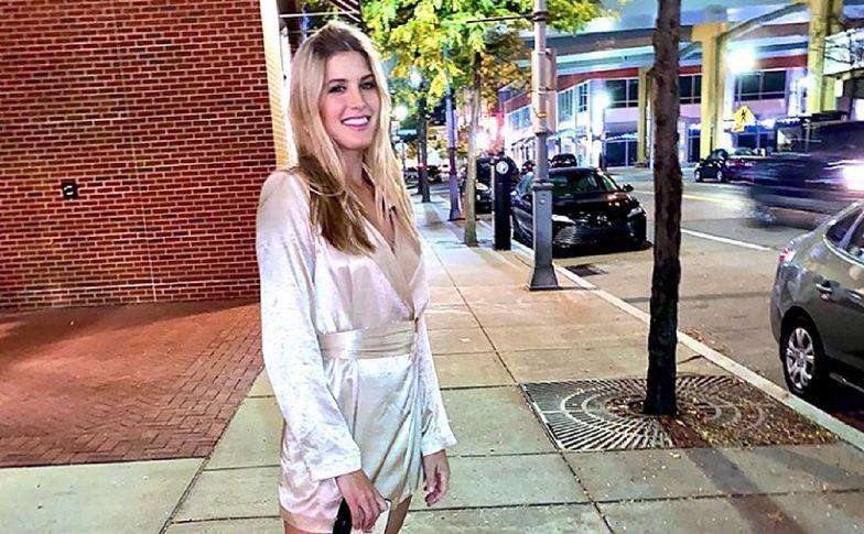 Wyglądała zniewalająco! Piękna tenisistka pokazała strój na Halloween