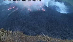 Budzi się wulkan La Soufriere. Czerwony alert na wyspie St. Vincent