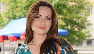 Marta Żmuda Trzebiatowska opublikowała fotkę ze swojej studniówki.