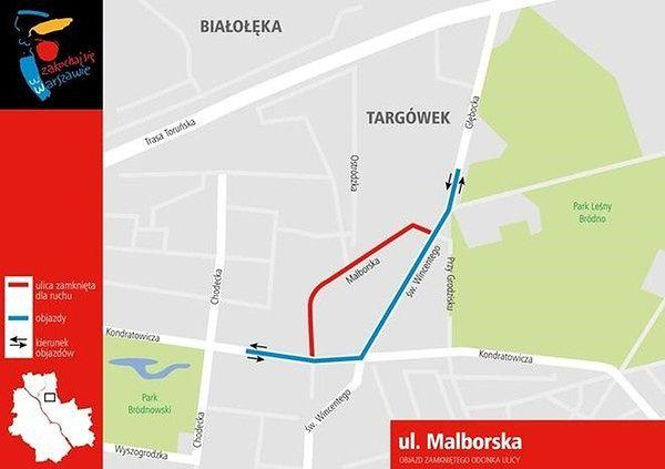 Weekendowe utrudnienia w ruchu dla kierowców w stolicy