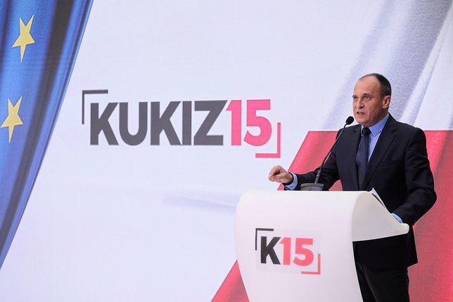 Konwencja wyborcza Kukiz '15 we Wrocławiu