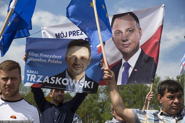 Debaty 2020. Rafał Trzaskowski i Andrzej Duda będą odpowiadać na pytania, ale nie zdecydowali się na wspólną dyskusję
