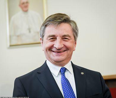 Marek Kuchciński nadal mieszka w willi za publiczne pieniądze
