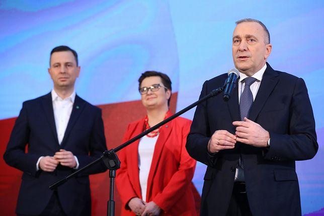 Grzegorz Schetyna podejmuje ogromne ryzyko - Koalicja Europejska może się skończyć wielką awanturą.