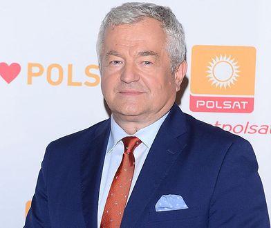 Dziennikarz dotąd był twarzą głównego serwisu informacyjnego Polsatu