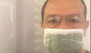 SGGW. Naukowcy opracowali maskę z roślin chroniącą przed wirusami