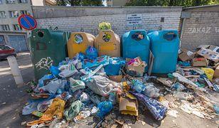 Kryzys śmieciowy w stolicy. Pracownicy MPO nie wykluczają strajku?