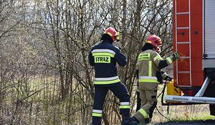 Zatrucie czadem w Mazowieckiem. Dwie osoby trafiły do szpitala