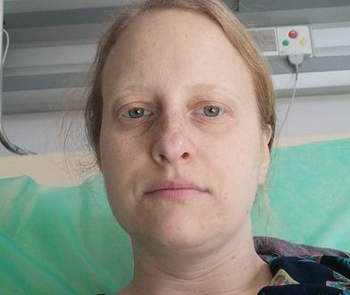 """Na USG guz przysłaniał macicę, a lekarze byli spokojni. Hanna Potrykus: """"Czasu nie cofnę, ale chcę ostrzec inne kobiety"""""""
