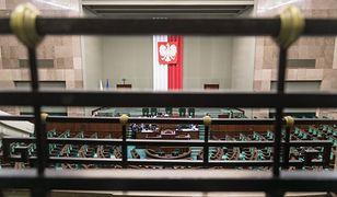 Sejm. Wkrótce pierwsze posiedzenie