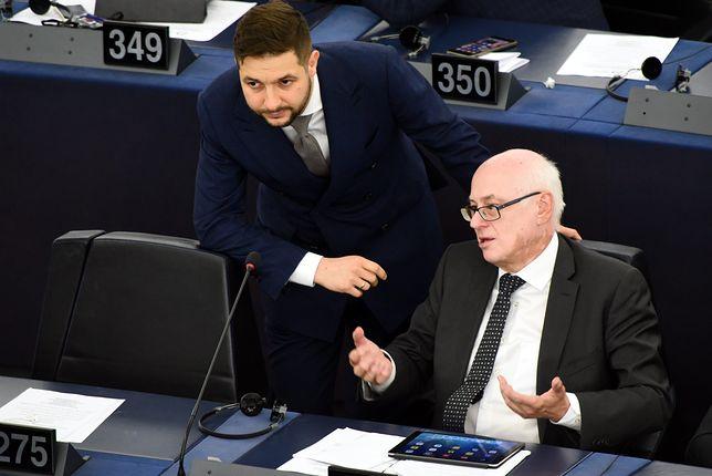 Patryk Jaki i Zdzisław Krasnodębski nie poparli całości rezolucji PE przeciw karze śmierci dla LGBT