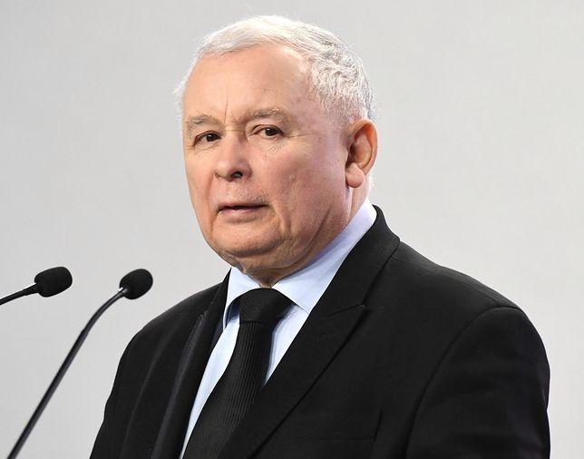 Jarosław Kaczyński nie chce zmian w ustawie o IPN