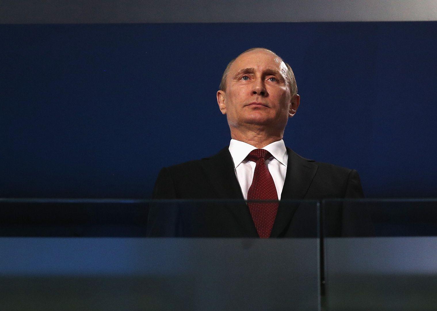 Rosjaninie, wybierz sobie Putina