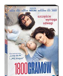 """""""1800 gramów"""": Ciepły film o sile miłości. Już na DVD"""