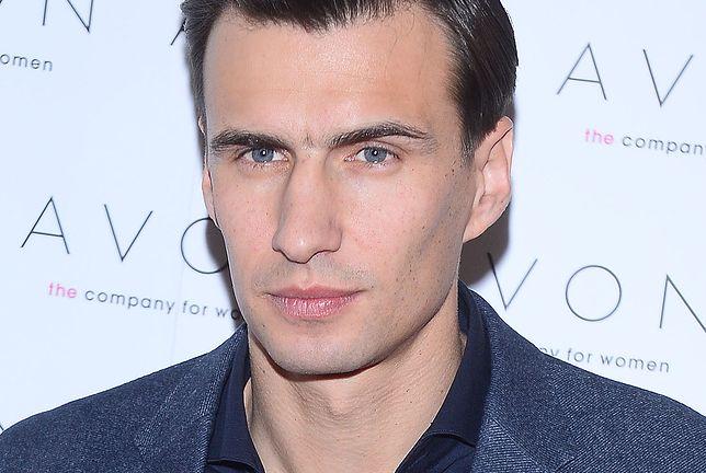 Jarosław Bieniuk został ojcem. Jego była partnerka urodziła syna
