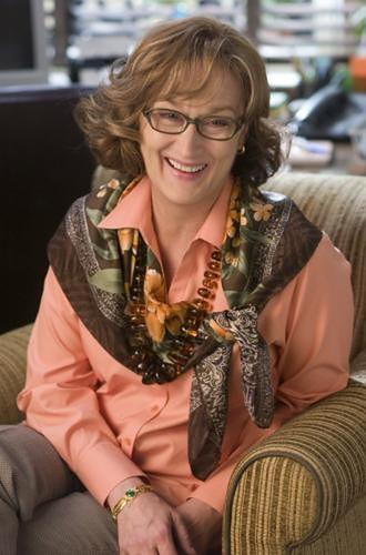 Meryl Streep fot. Monolith