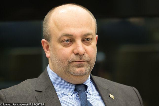 Łukasz Piebiak nie pracuje już w ministerstwie sprawiedliwości