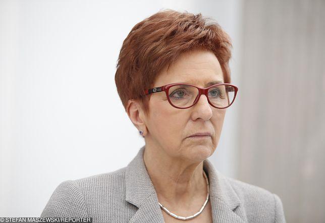 Ligia Krajewska z zarzutami. Była posłanka PO wydała specjalne oświadczenie w tej sprawie