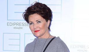 Jolanta Kwaśniewska o proteście w Sejmie