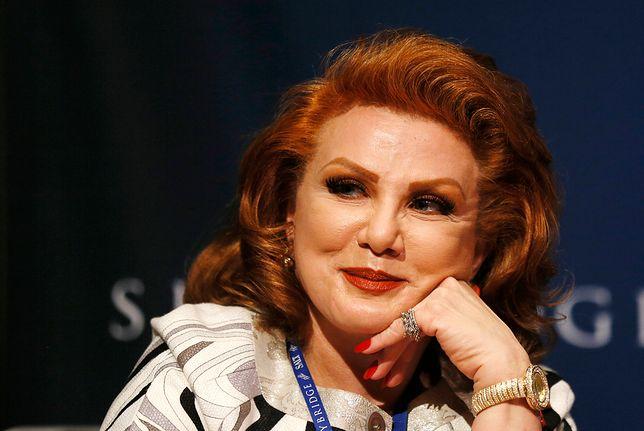 Georgette Mosbacher była w Polsce raz, na przyjęciu u Lecha Wałęsy