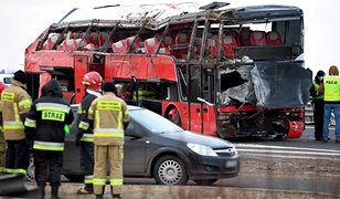 Wypadek autokaru na A4. Premier Mateusz Morawiecki zabiera głos