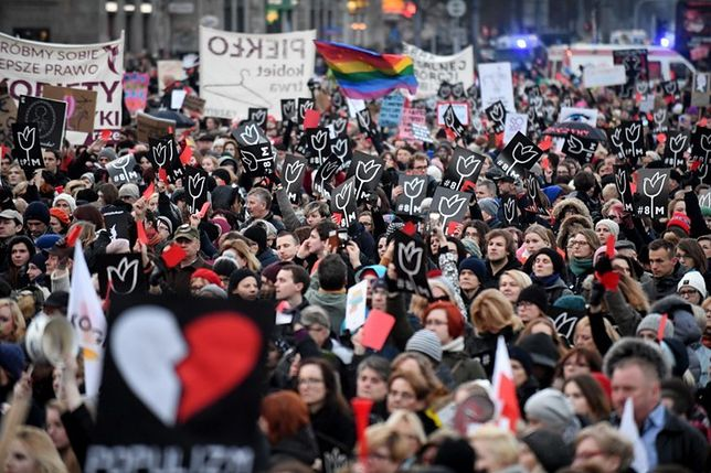 Kobiety będą strajkować przed Pałacem Prezydenckim 10 czerwca