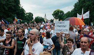 Białystok przeciw przemocy. Pokonany strach. Rodzi się nadzieja