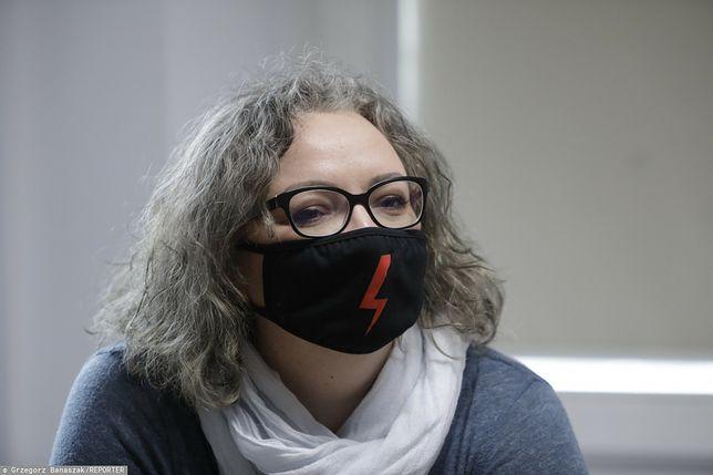 """Marta Lempart wprost o Jarosławie Kaczyńskim. """"Nie lubię go. To zły człowiek jest"""""""