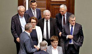 Członkowie partii Prawo i Sprawiedliwość