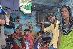 """Hotel w slumsach Bombaju w ogniu krytyki. """"Ludzi traktują jak zwierzęta w zoo"""""""