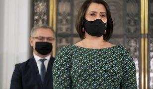 Na zdjęciu posłanka PiS Anna Maria Siarkowska