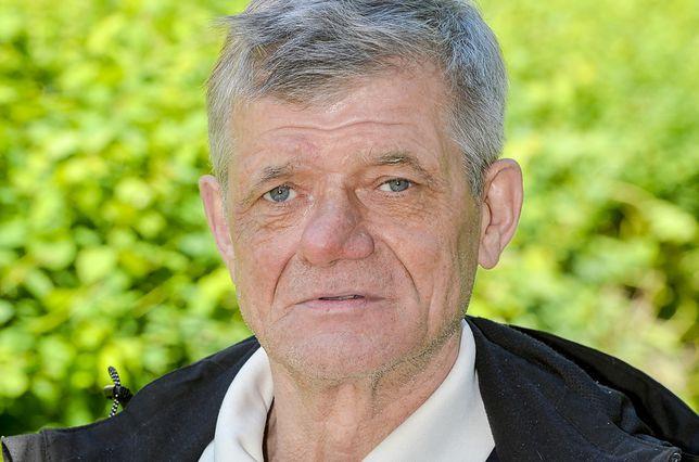Henryk Gołębiewski wyznał, że nie pije od dwóch lat