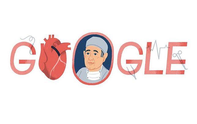 96. rocznica urodzin René Favaloro - kim był bohater Google Doodle 12.07