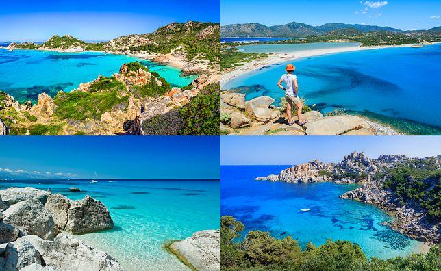 Wczasy we Włoszech - największe atrakcje Sardynii