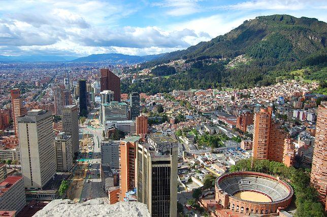 Turystyczne przekręty - Bogota, Kolumbia