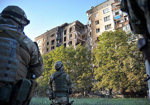 Walki na Ukrainie coraz cięższe. Najgorzej w Ługańsku