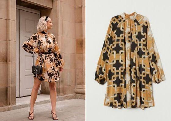 Blogerki pokochały sukienkę z H&M'u