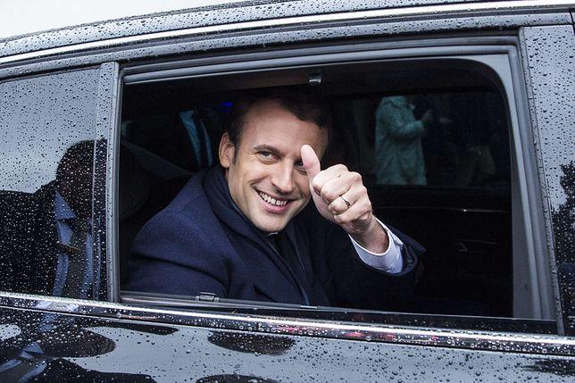 Zwycięstwo Macrona we Francji to ulga dla UE. Cenę zapłacą Brytyjczycy i Polacy