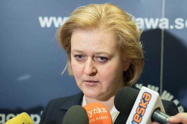 Joanna Bitner z zamiarem rezygnacji nosiła się od końca ub. roku