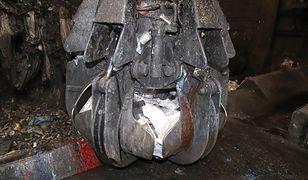 Kokaina przechwycona przez niemieckich celników w Hamburgu, która była warta prawie miliard euro, trafiła do spalarni śmieci