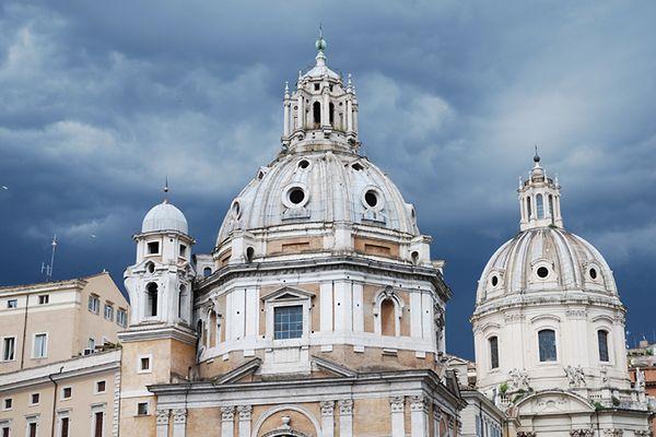 Skutki gwałtownego deszczu i burz we Włoszech