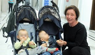 Barbara Sienkiewicz zrezygnowała z pieniędzy dla dobra dzieci?